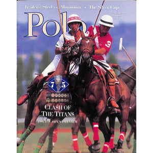 Polo Magazine September 1991
