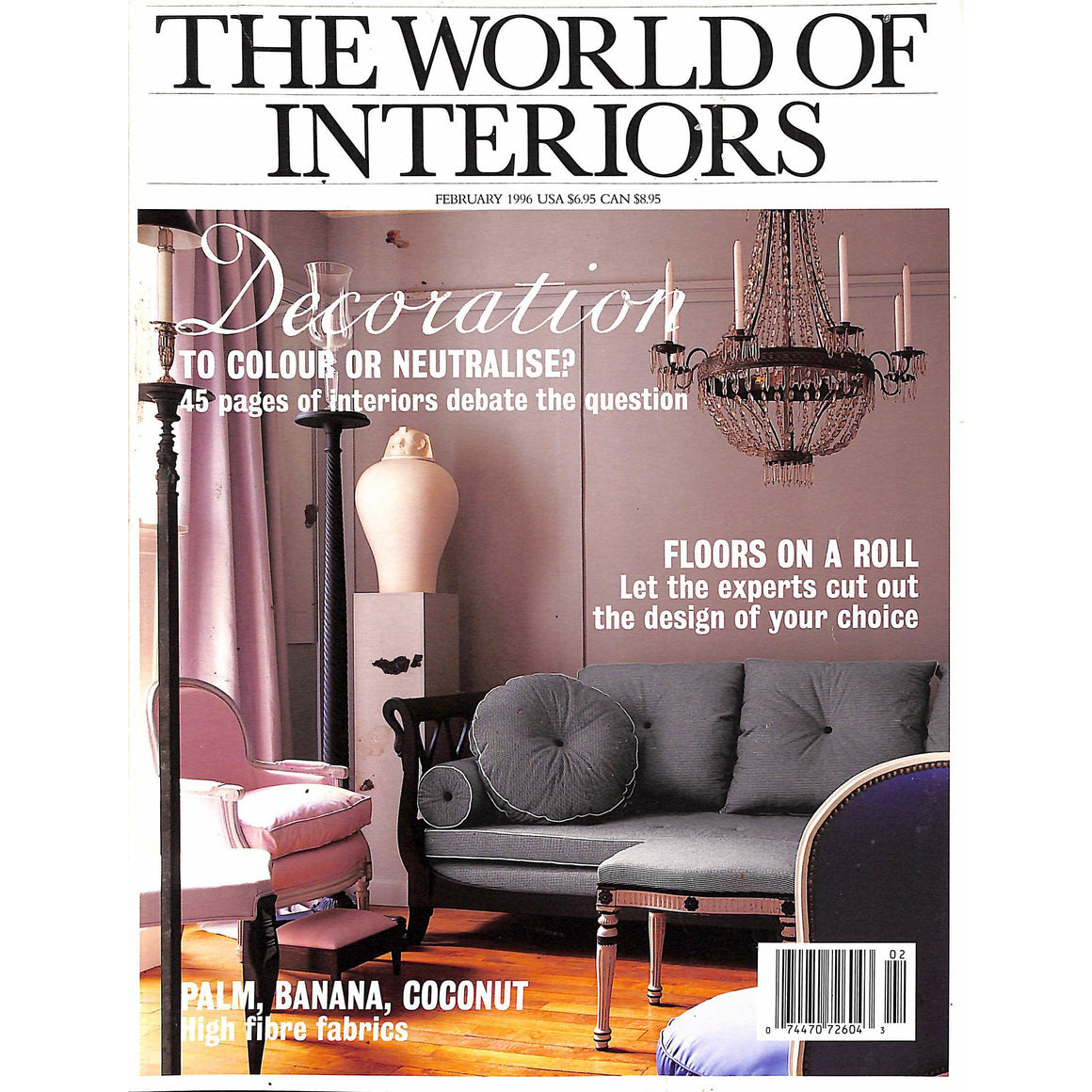 The World of Interiors March 1993