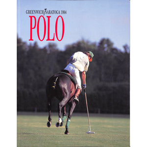 'Polo Magazine Greenwich/ Saratoga 1994'