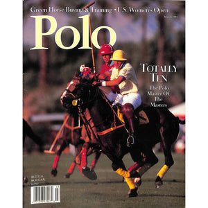 Polo Magazine March 1991