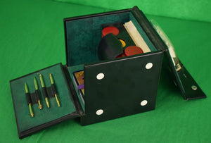 Asprey of London Dice Gaming Boxed Set