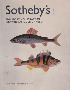 Sotheby's 2001: The Sporting Library of Edward Sands Litchfield