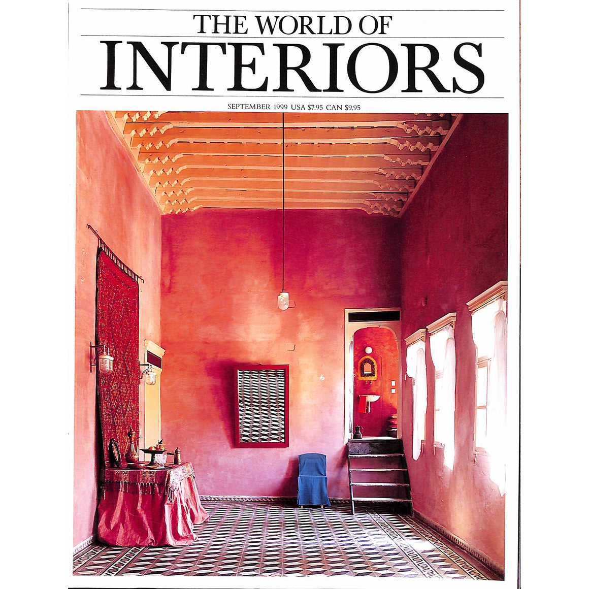 The World of Interiors September 1999