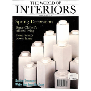 The World of Interiors March 1995