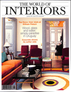 The World of Interiors: June 1999