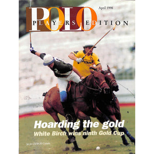 Polo Magazine April 1998
