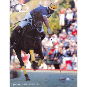 Polo Magazine January/February 1983