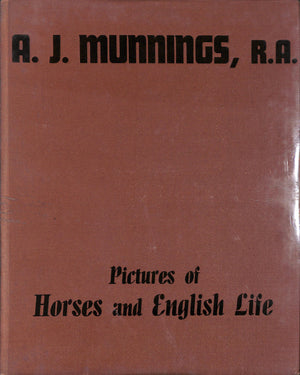"""Pictures of Horses and English Life""1939"