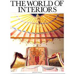 The World of Interiors January