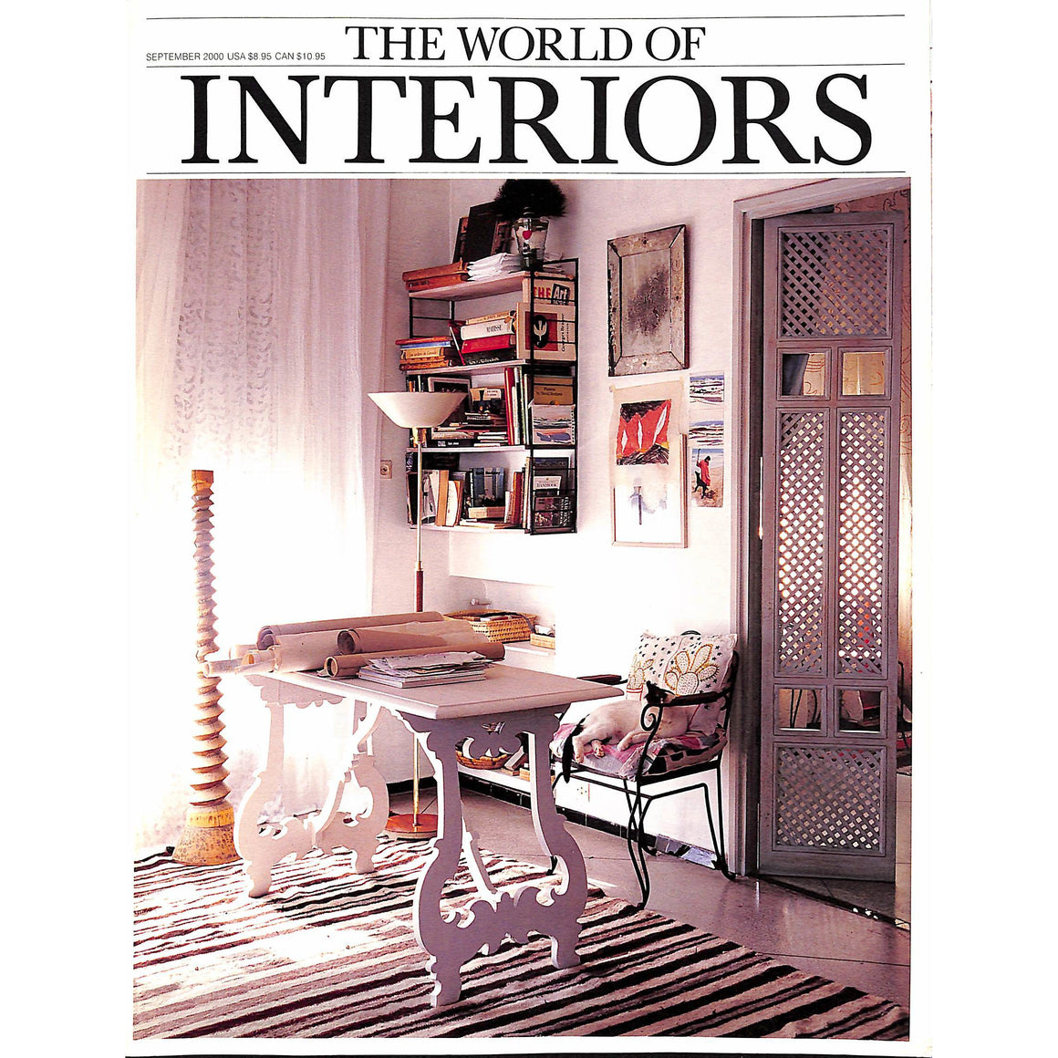 The World of Interiors September 2000