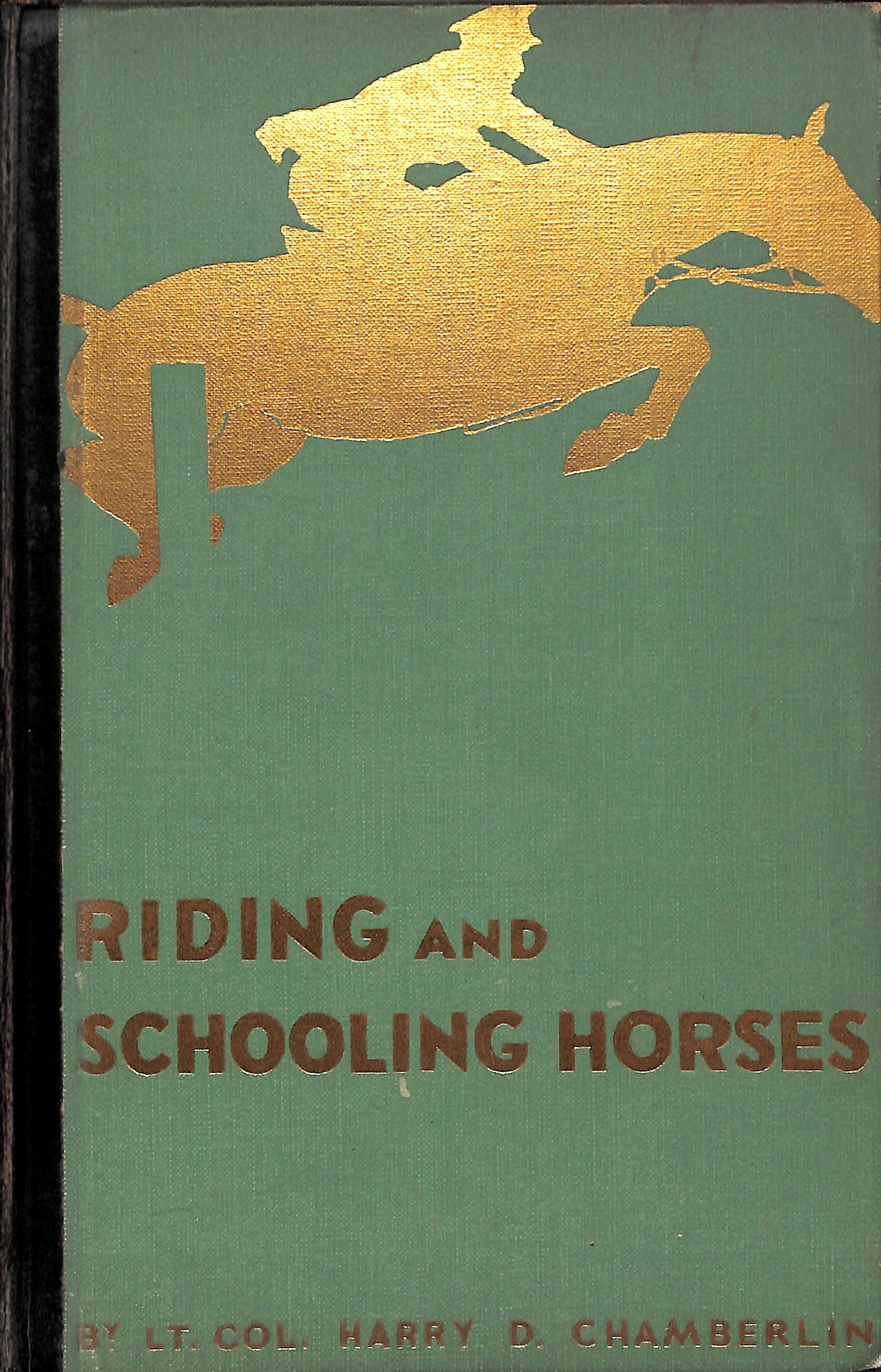 Riding and Schooling Horses