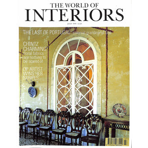 The World of Interiors July 1999