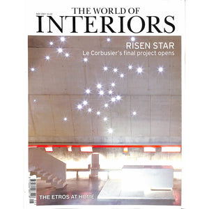 The World of Interiors May 2007