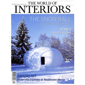 The World of Interiors February 1994
