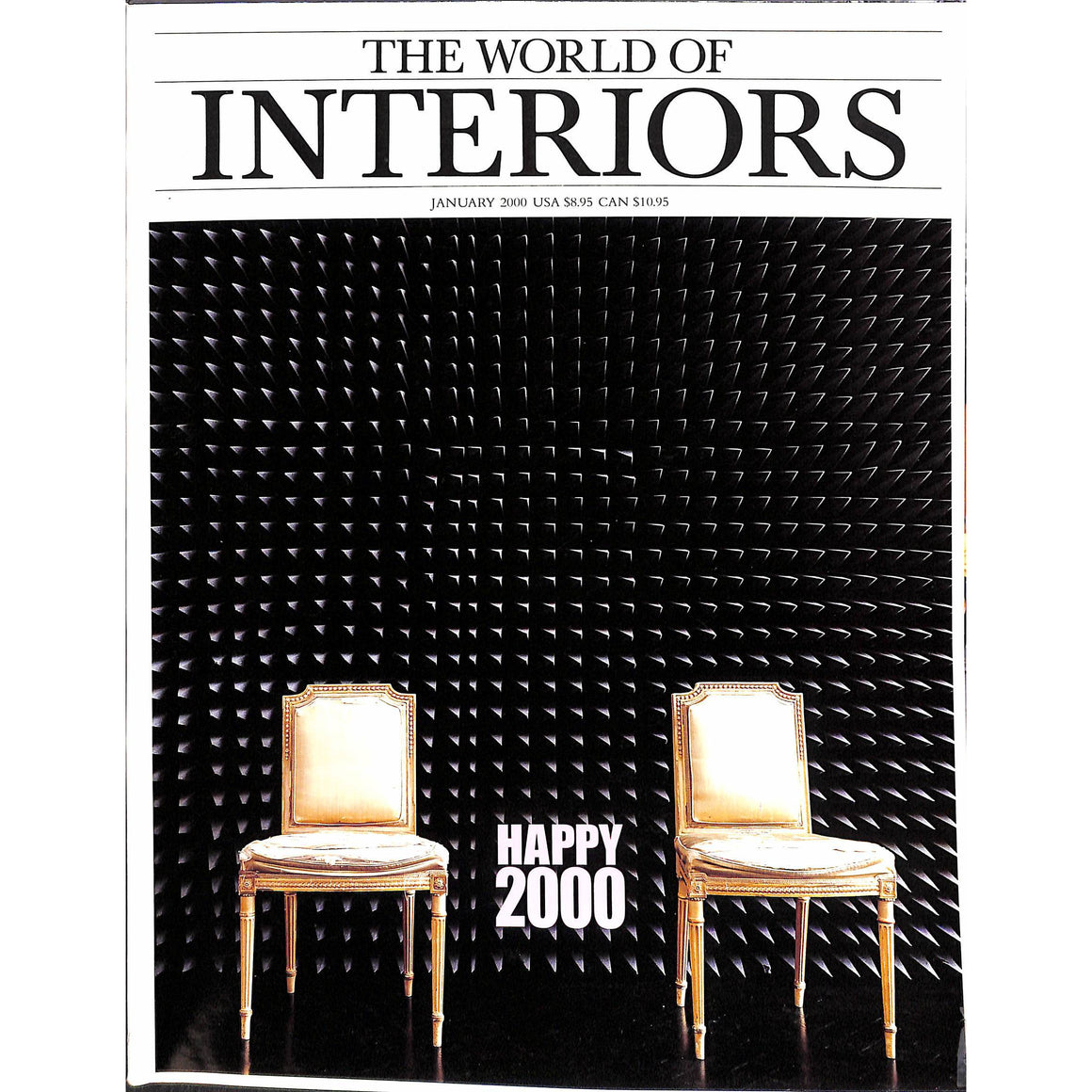 The World of Interiors January 2000