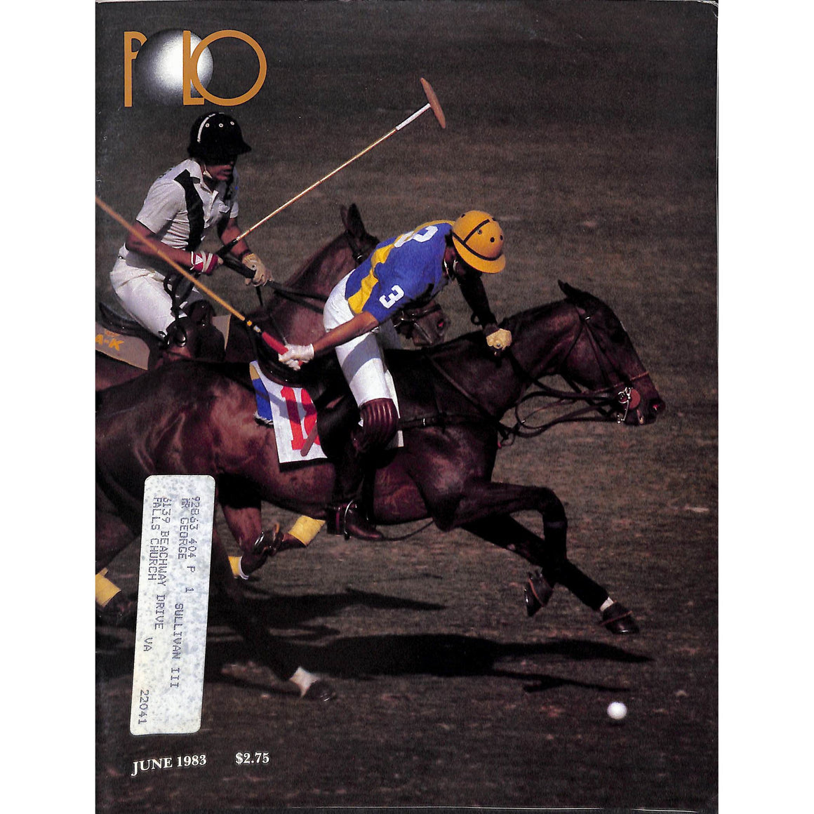 Polo Magazine June 1983