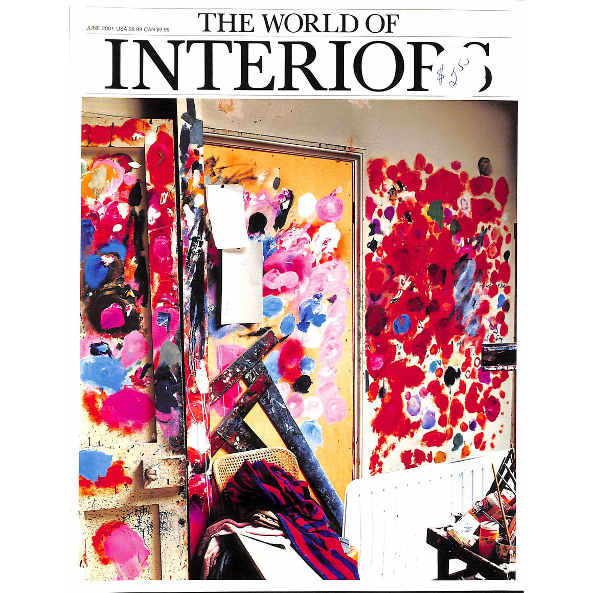 The World of Interiors June 2001