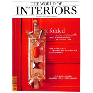 'The World of Interiors December 1998'