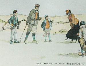 Golf Through The Ages- The Edward VII