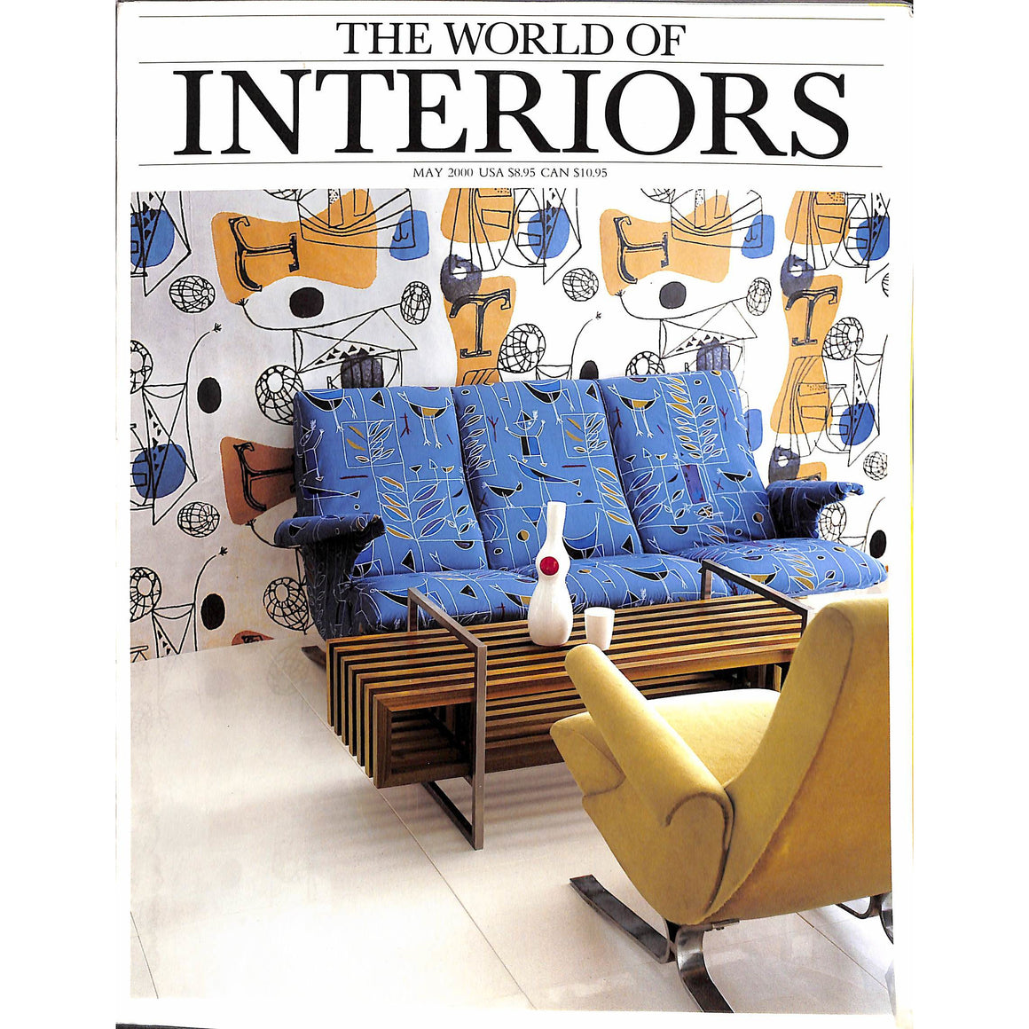 The World of Interiors May 2000