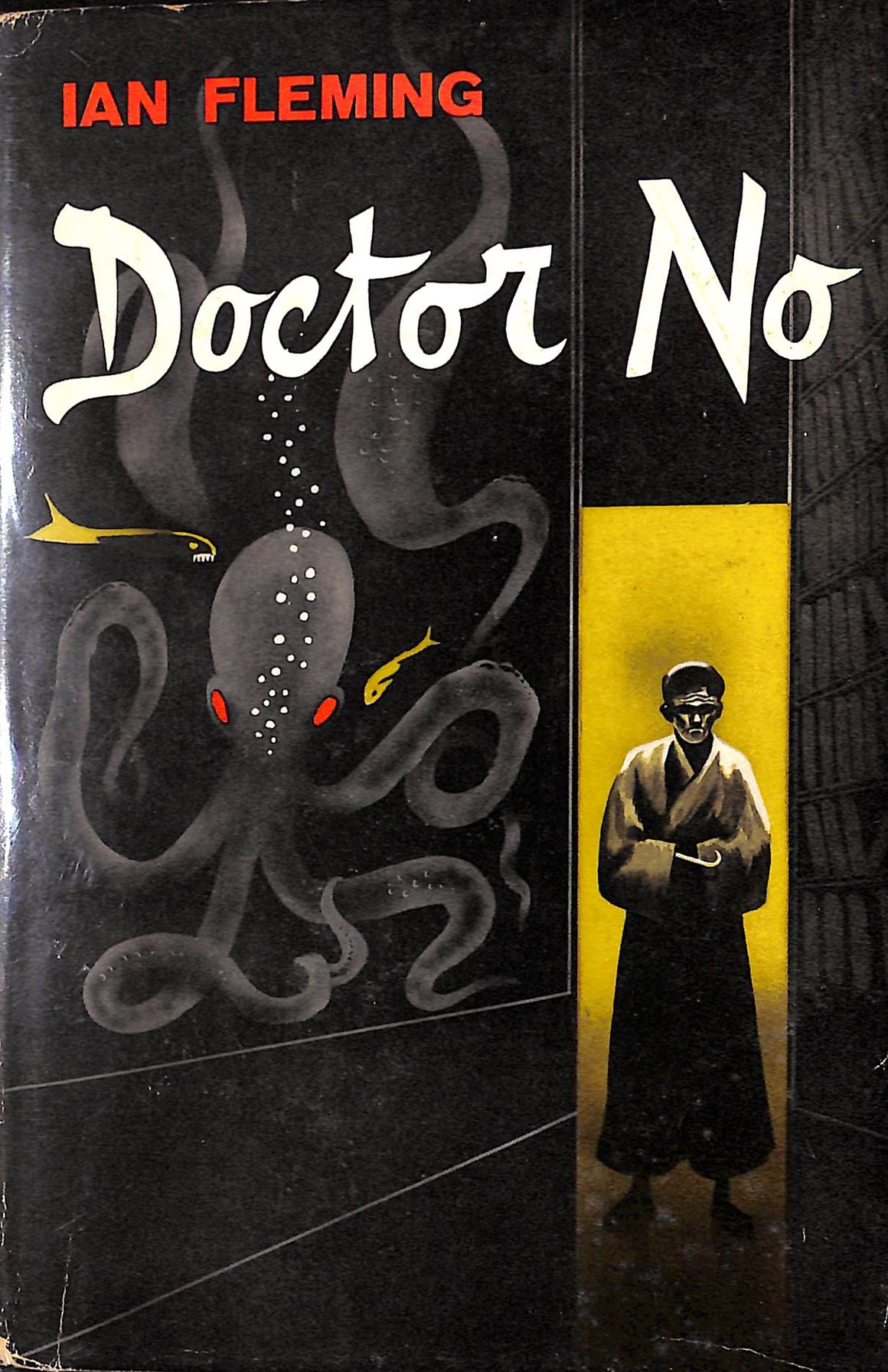 """Dr. No"" 1958 US 1st Edition"