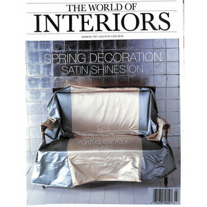 The World Of Interiors March 1997