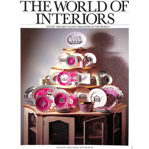 The World of Interiors August 1994 (SOLD!)