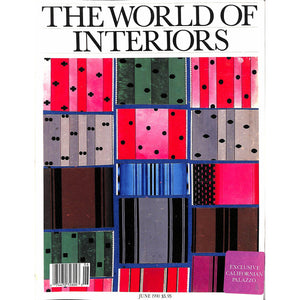 The World of Interiors June 1990