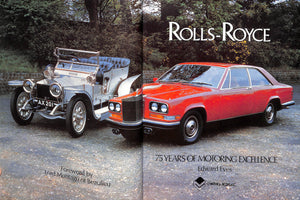 Rolls-Royce: 75 Years of Motoring Excellence