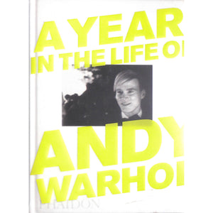 'A Year In The Life Of And Warhol' Text by David Dalton