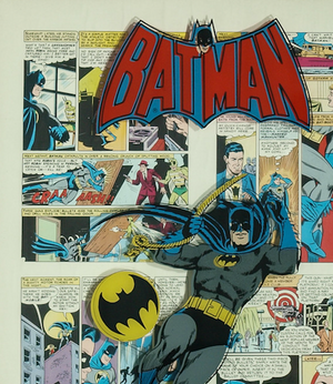 Batman Shadowbox 1973