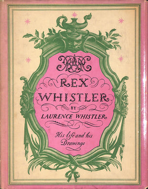 'Rex Whistler: His Life and His Drawings' 1958
