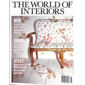 'The World of Interiors May 1995'