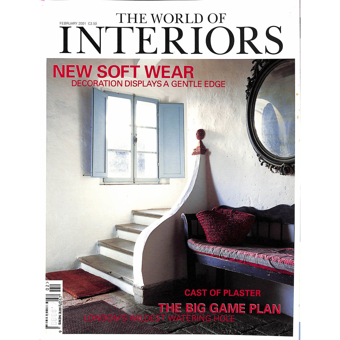 The World of Interiors February 2001