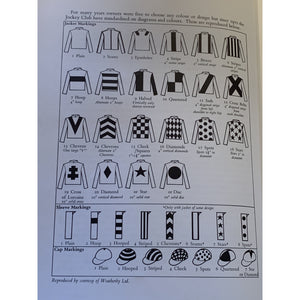 """The Benson and Hedges Book of Racing Colours"" 1973 Ltd/ Deluxe Edition"