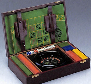 'The Baron de Rede Roulette Gaming Case' Provenance: The Hotel Lambert, Paris