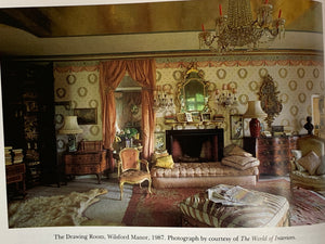 """The Contents of Wilsford Manor, Wiltshire"" 1987 Sotheby's"