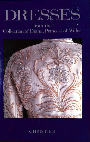 Christie's 1999 'Dresses from the Collection of Diana, Princess of Wales'