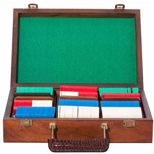 Vintage Poker Chip Boxed Set