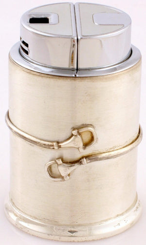 Gucci Brass Cigarette Lighter