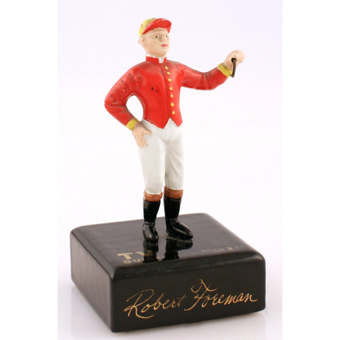 21 Club Jockey Paperweight