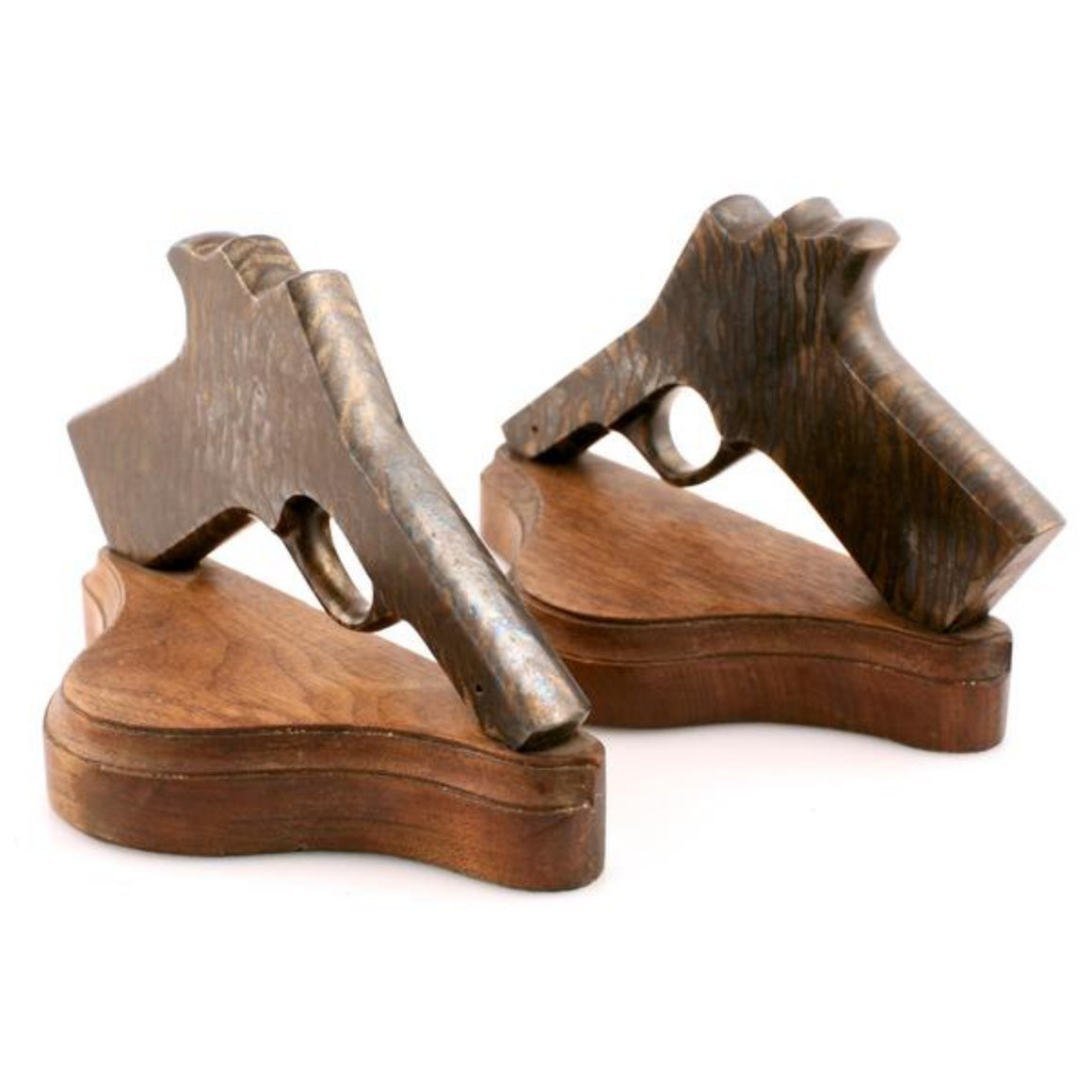 Walther PPK '007' Bookends