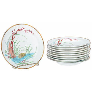 Chinoiserie Soup Dishes