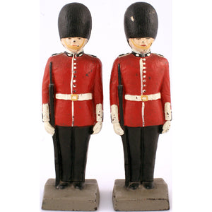 Britains Lead Bookends