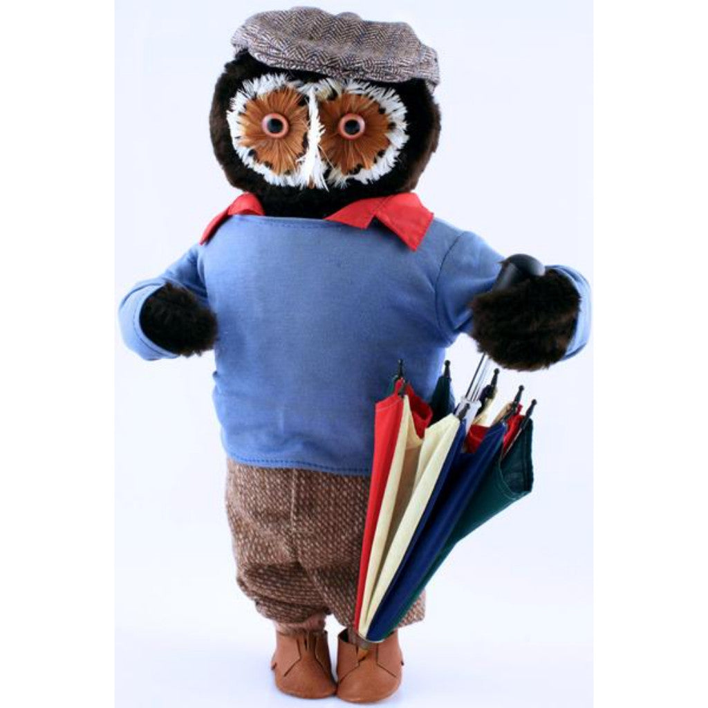 "Abercrombie & Fitch Owl ""The Golfer"""