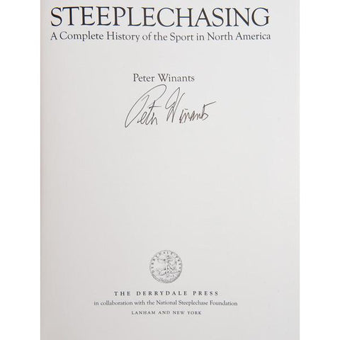 Steeplechasing by Peter Winants