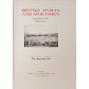 British Sports and Sportsmen