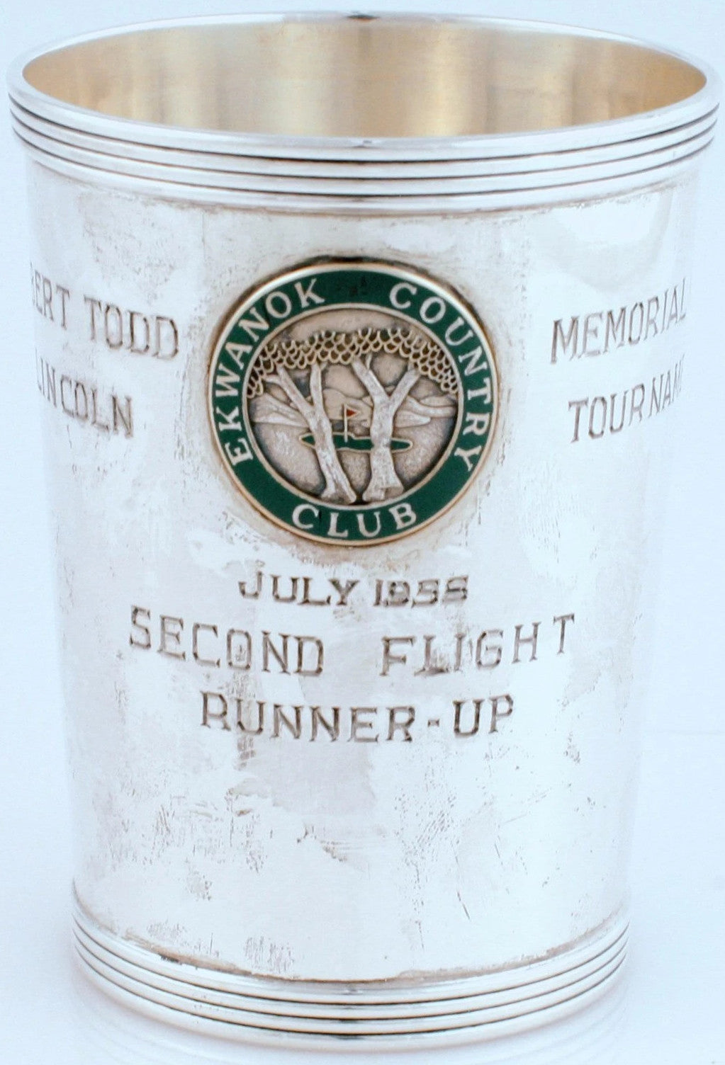 Sterling Mint Julep Cup