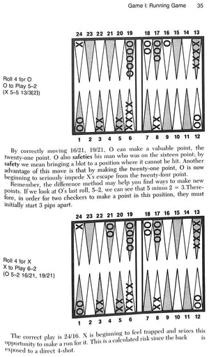 """An Introduction to Backgammon: A Step-by-Step Guide"" MAGRIEL, Paul"