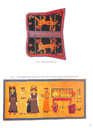 """The Tiger Rugs of Tibet"" LIPTON, Mimi (SOLD)"